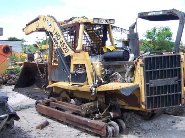 ASV HD4520 Parts