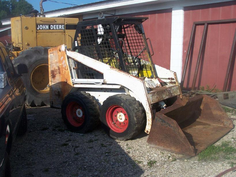Bobcat 743 Parts
