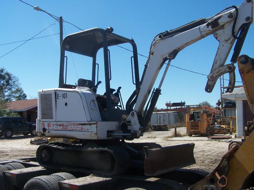 Bobcat 325 Parts
