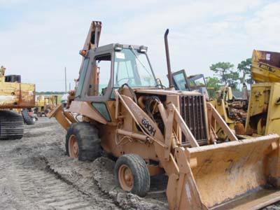 Case 680H - Case 680H Parts