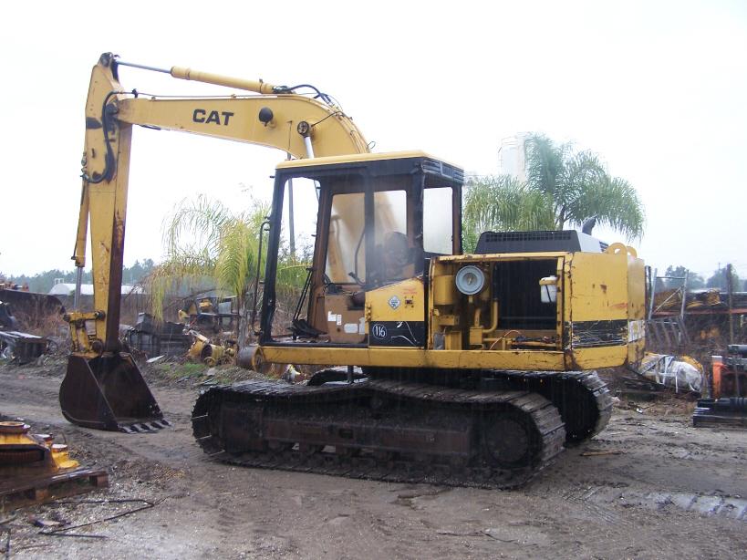 Caterpillar E110B Parts