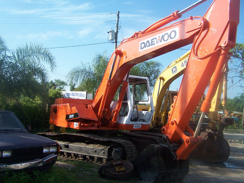 Daewoo DH170 Parts - Heavy Equipt Parts | Southern Tractor