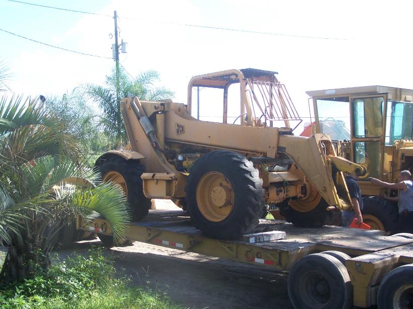 JCB 505-22 Parts