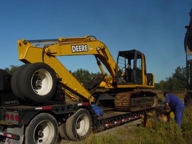 John Deere 160 CLC Parts