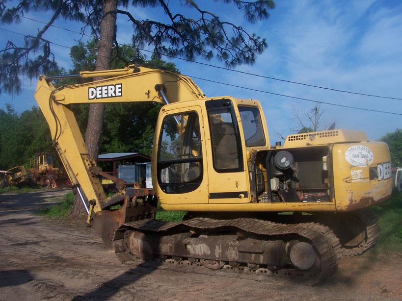John Deere 160LC Parts