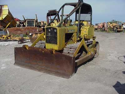 John Deere 450B Parts
