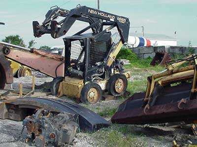New Holland LX665 Parts