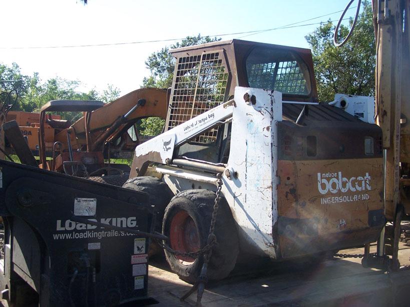 Bobcat 753 Parts