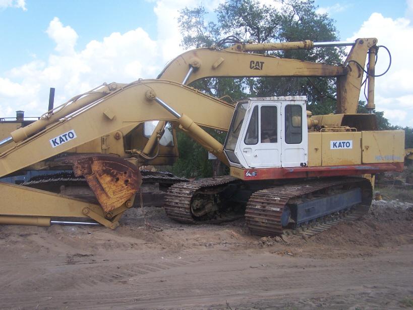 Kato 1880SE II Parts