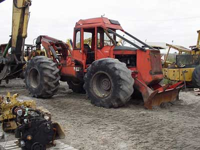Timber Jack 450 Parts