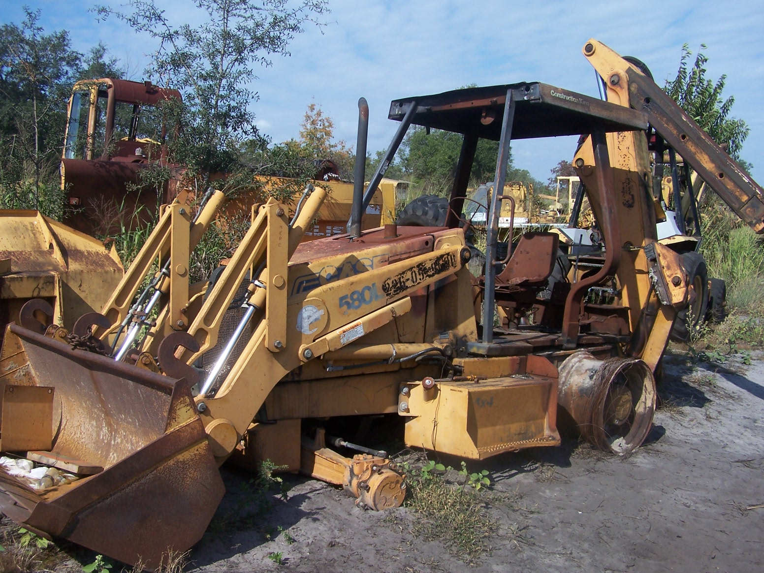 Case Equipment Parts : Case l parts southern tractor