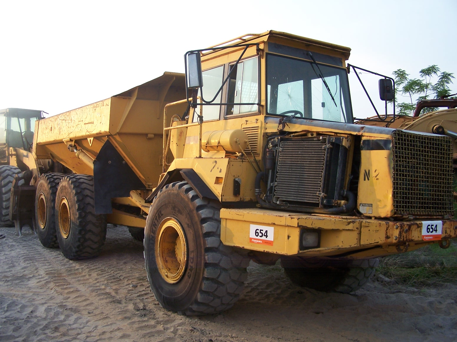 Volvo A25C Parts | Southern Tractor