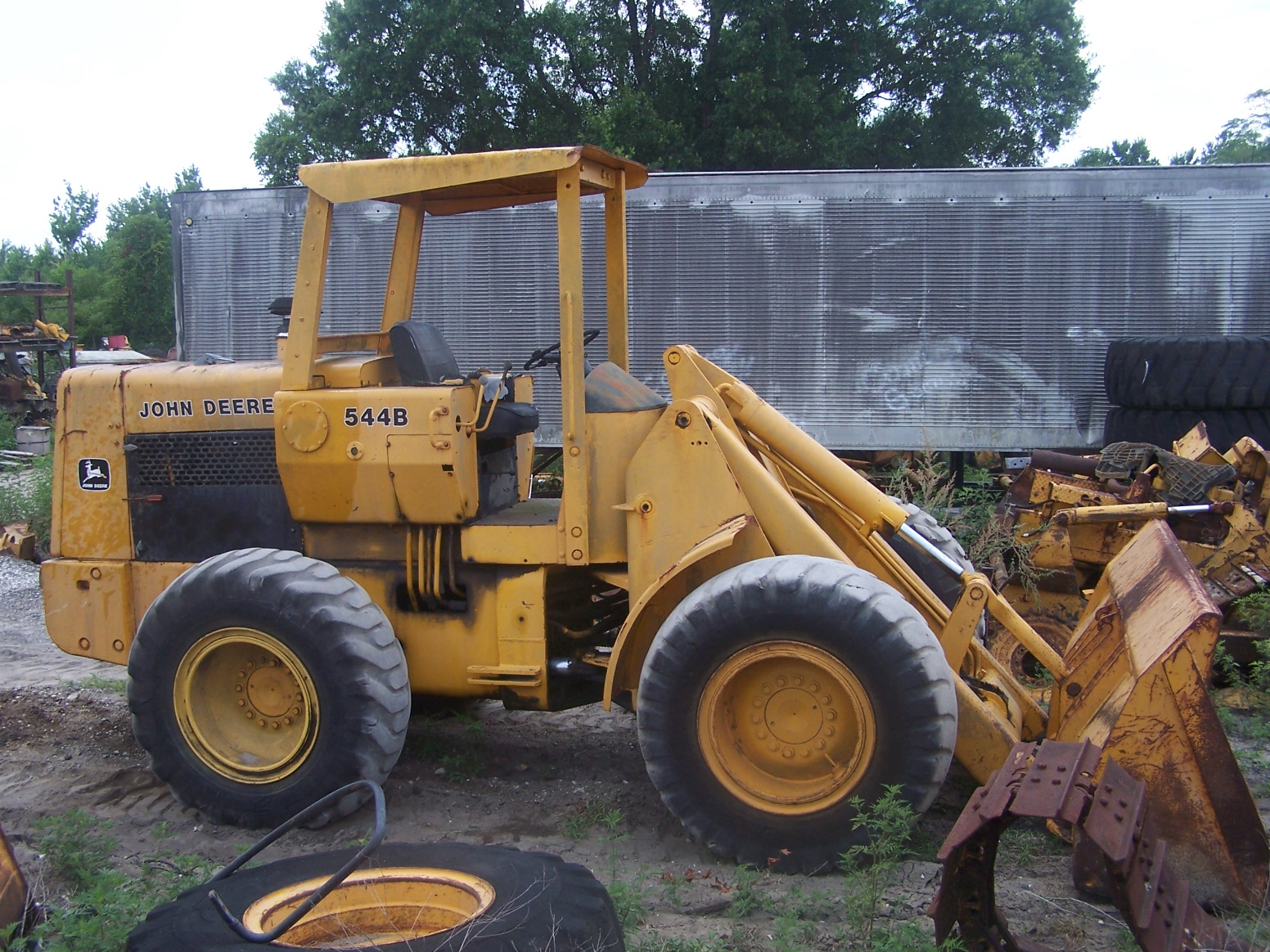 John Deere 544B Parts