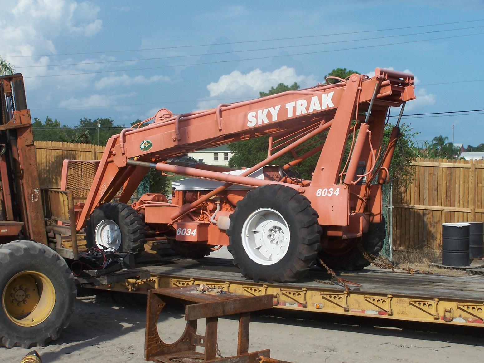 Sky Trak 6034 Parts