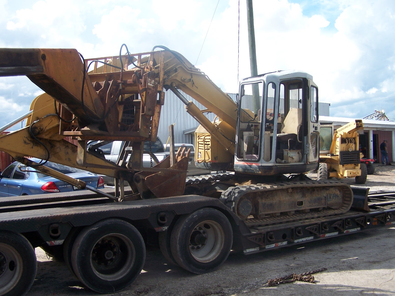 Champion Ford Erie >> Caterpillar 307SSR Parts   Southern Tractor