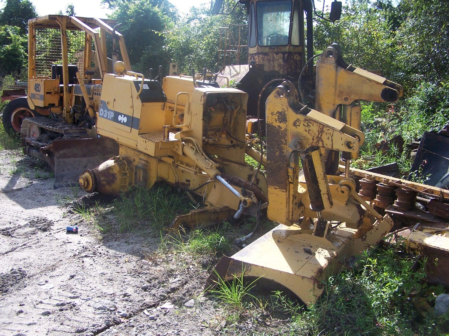 Komatsu D31P-18 Parts   Southern Tractor