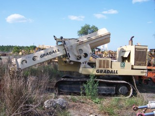 Gradall G880 Parts