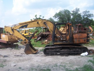Caterpillar 318BL Parts