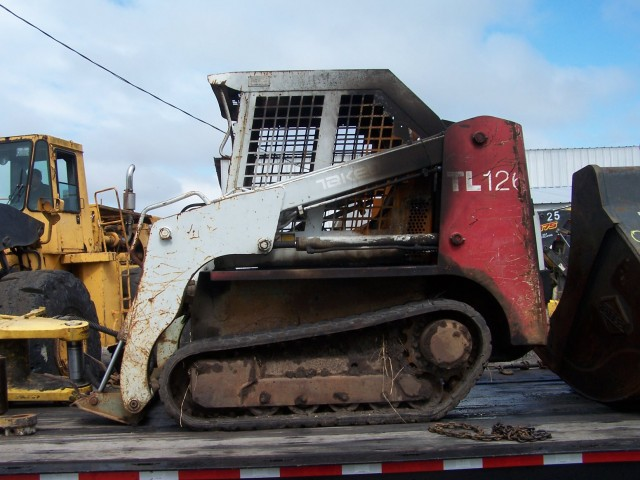 Takeuchi TL126 Parts | Southern Tractor