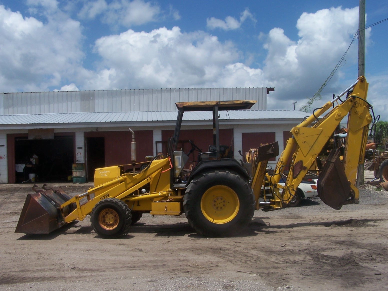 Ford 555c Backhoe Parts : Ford c parts