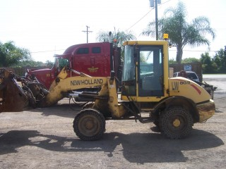 New Holland LW80B Parts