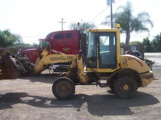 New Holland LW80B Parts