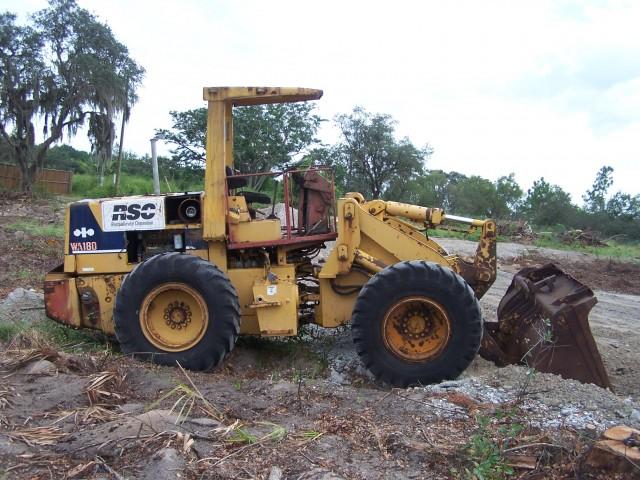Komatsu WA180-1 Parts | Southern Tractor