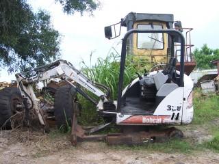 Bobcat 328 Parts