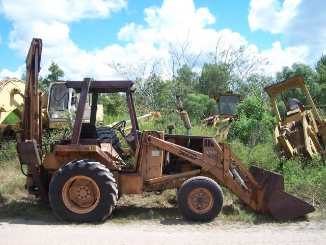 580d Case Backhoe Parts : Case d parts southern tractor
