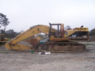 Caterpillar 350L Parts
