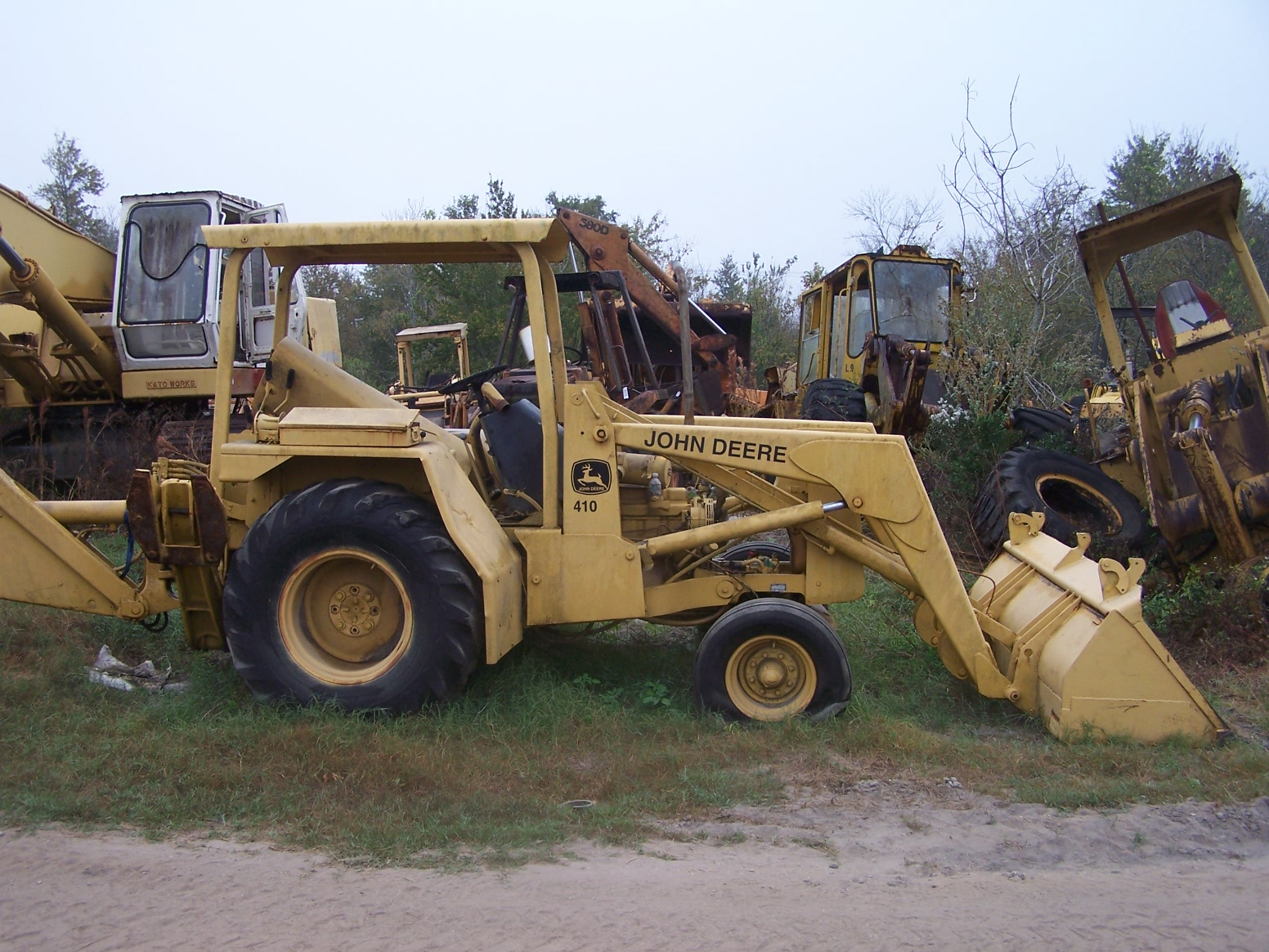 John Deere 410 Parts Southern Tractor