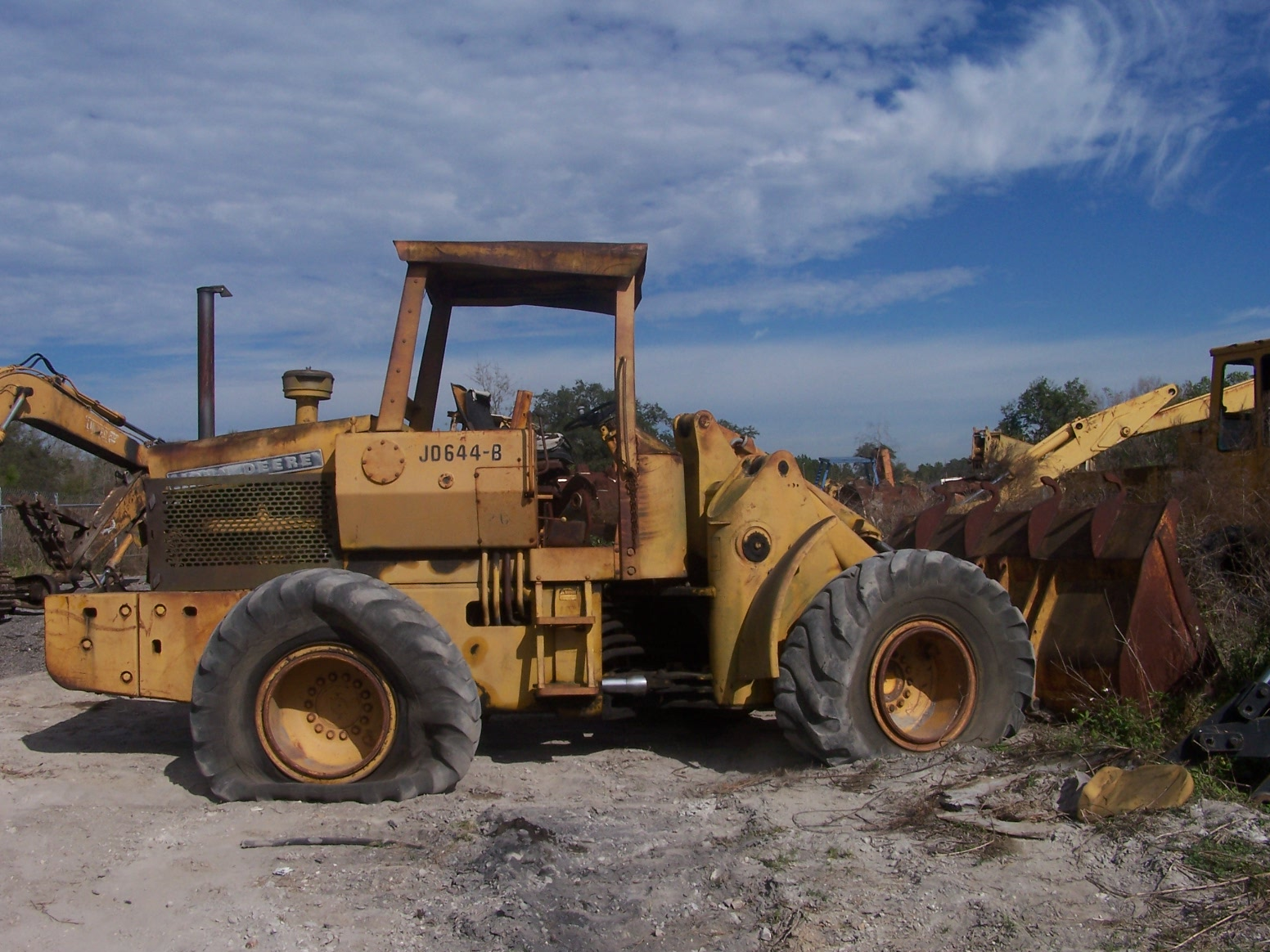 Champion Ford Erie >> John Deere 644B Parts | Southern Tractor