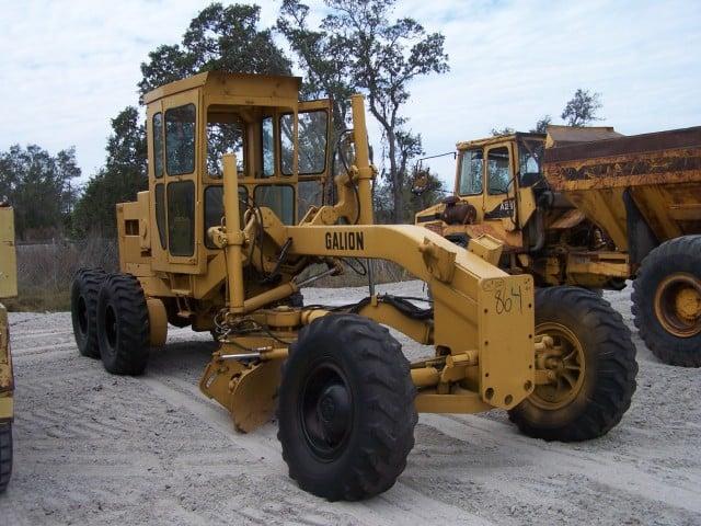 Galion T500C Parts