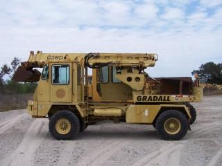 Gradall G3WD Parts