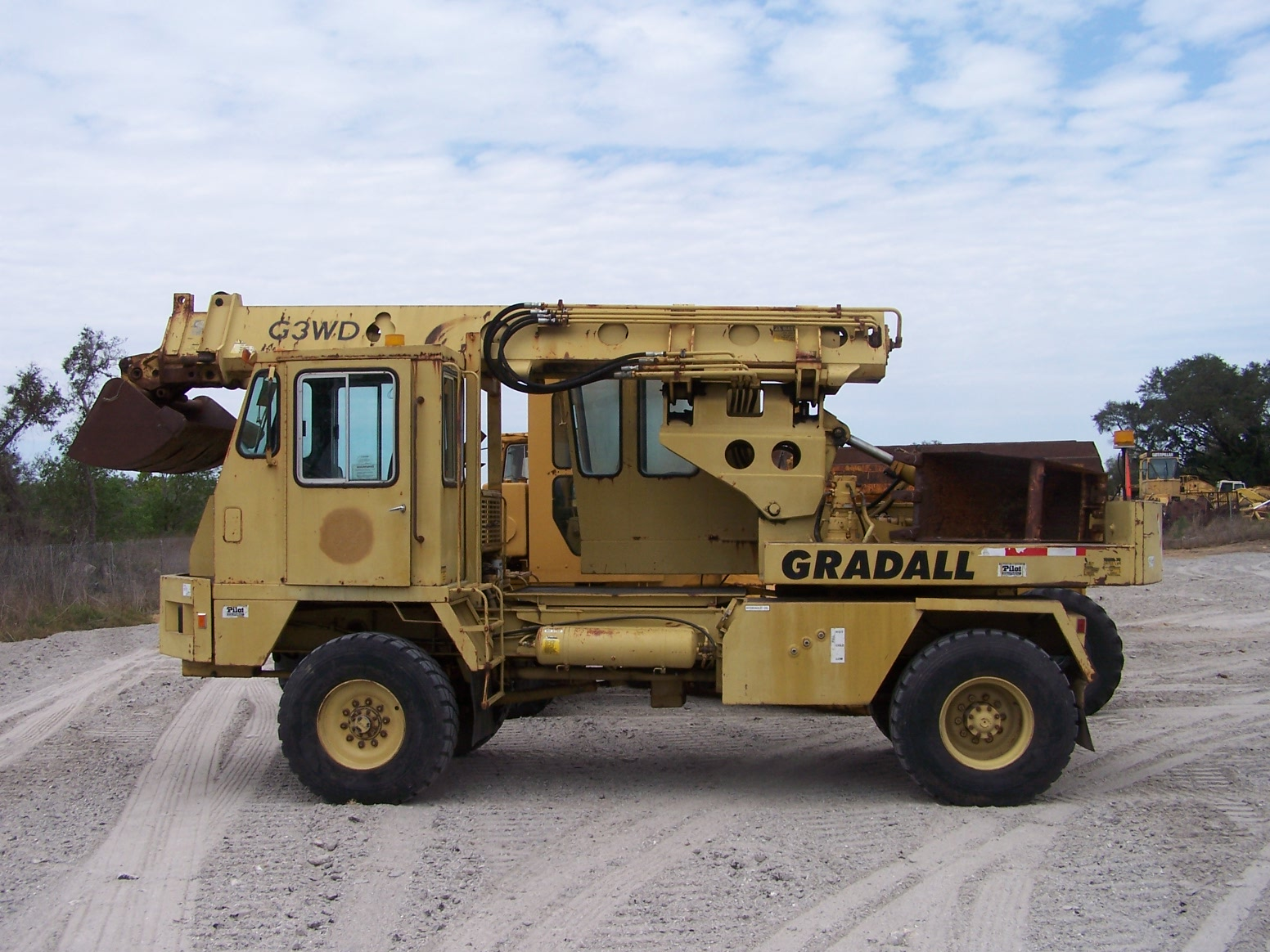 Gradall G3wd Parts Southern Tractor
