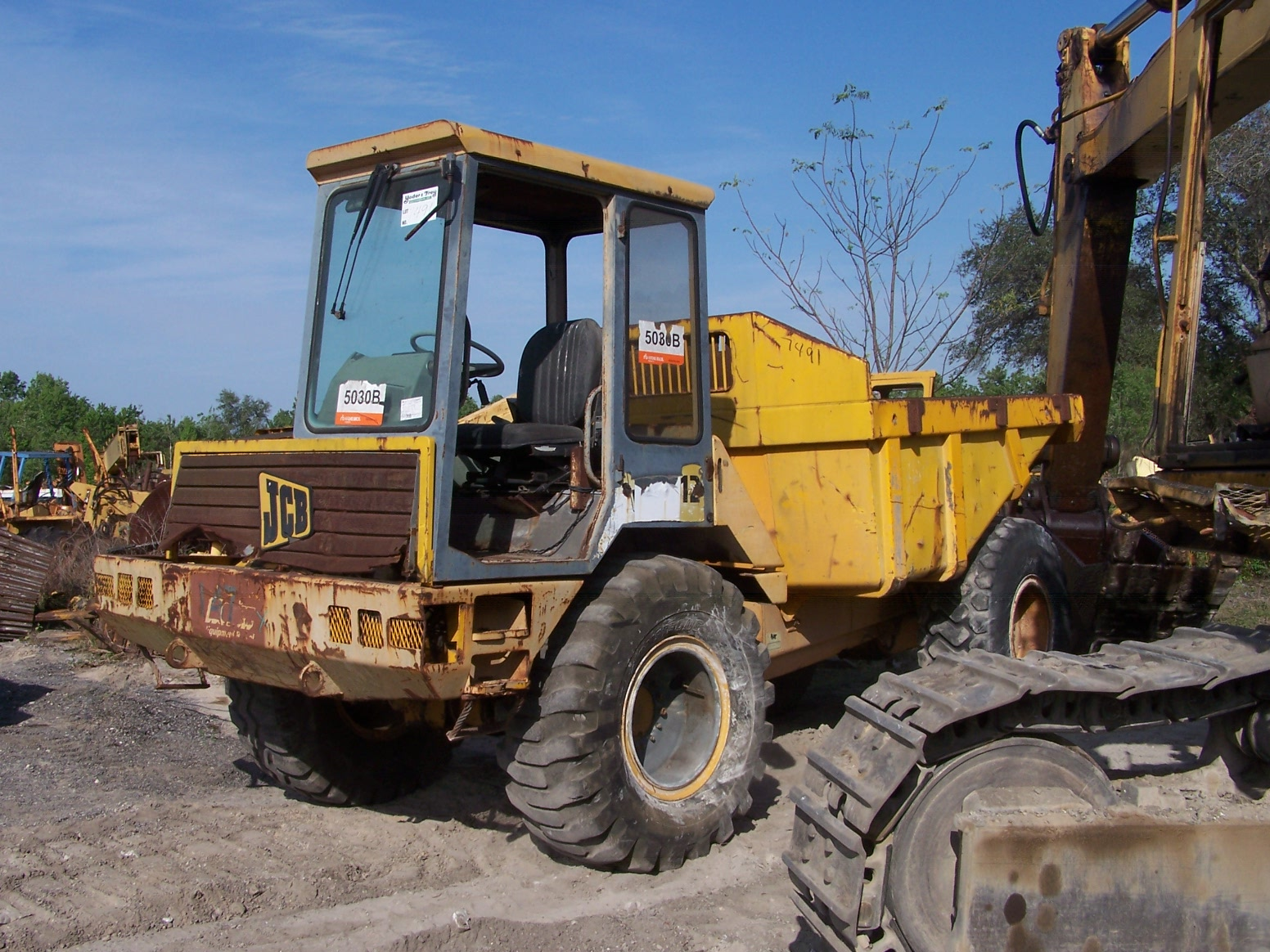 Champion Ford Erie >> JCB 712 Parts | Southern Tractor