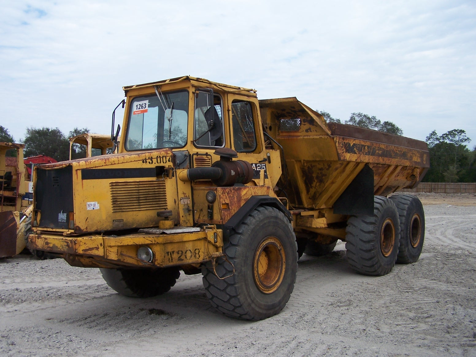 Champion Ford Erie >> Volvo A25 Parts | Southern Tractor