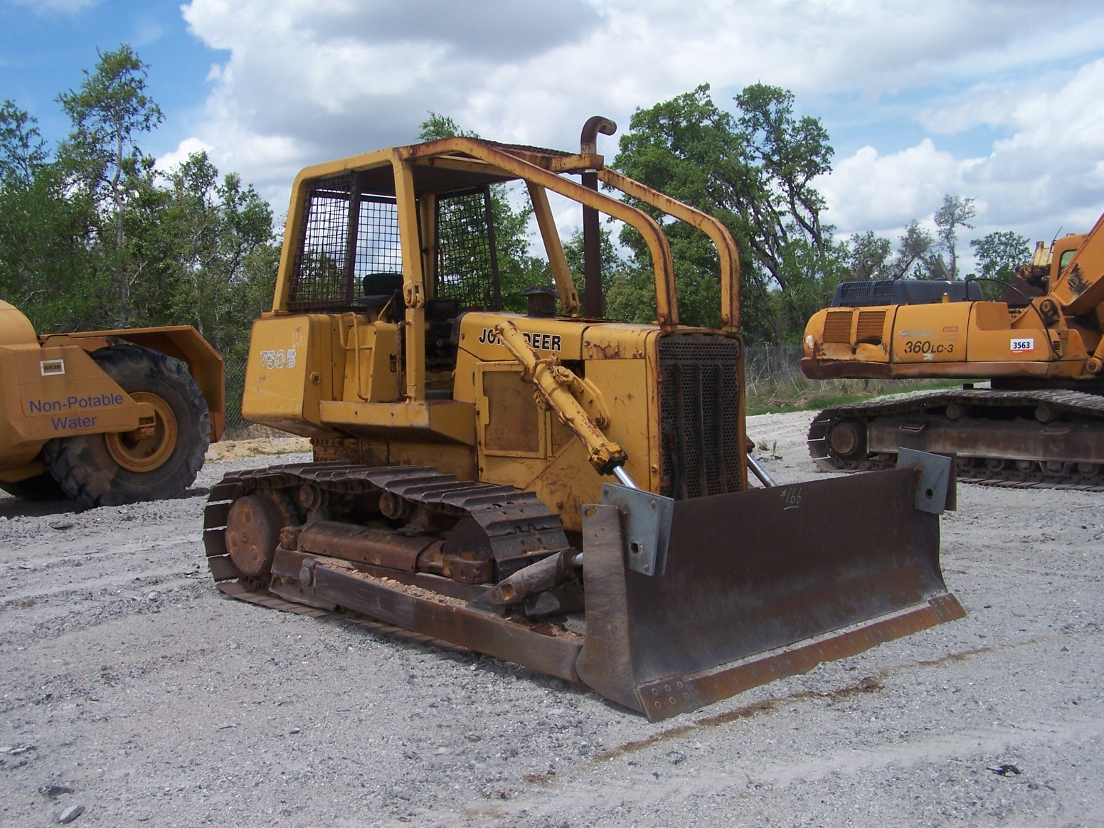 John Deere 750b Parts Southern Tractor