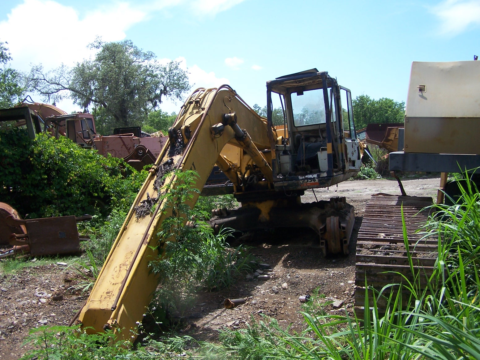 Champion Ford Erie >> Komatsu PC220-3 Parts   Southern Tractor