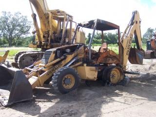 New Holland 555E Parts