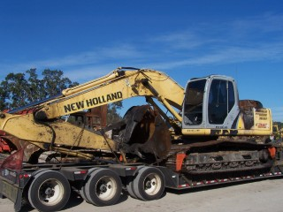 New Holland E215B Parts