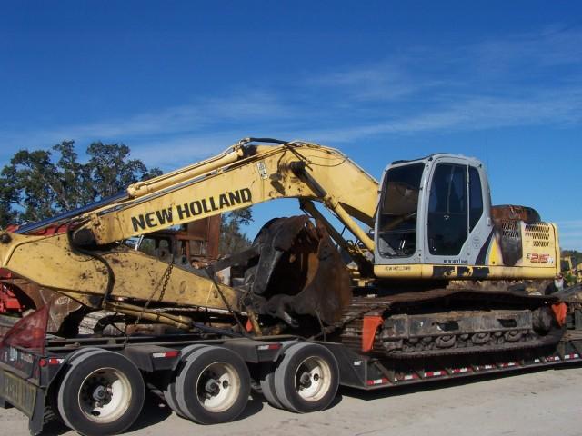 New Holland E215B Parts