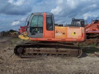 hitachi zaxis 200 Parts