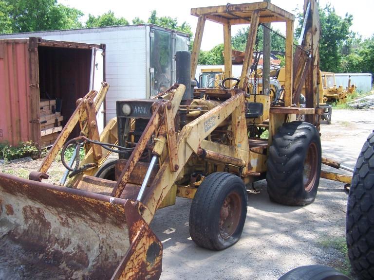 Case 580B Parts