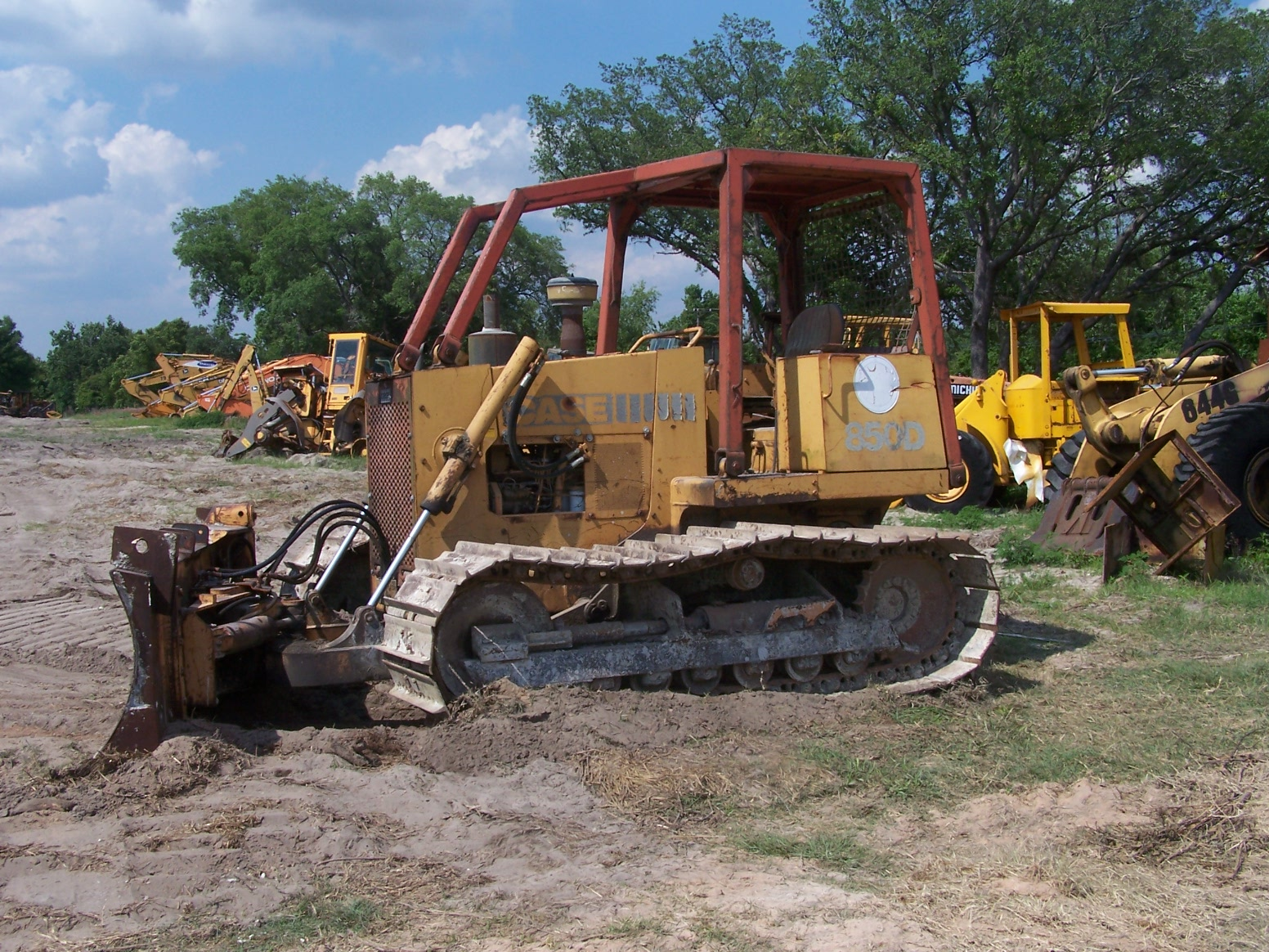 Case Equipment Parts : Case d parts southern tractor