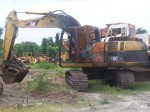 Caterpillar 318CLN Parts