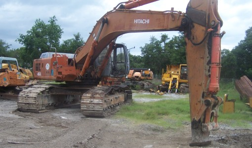 Hitachi EX450-5 Parts