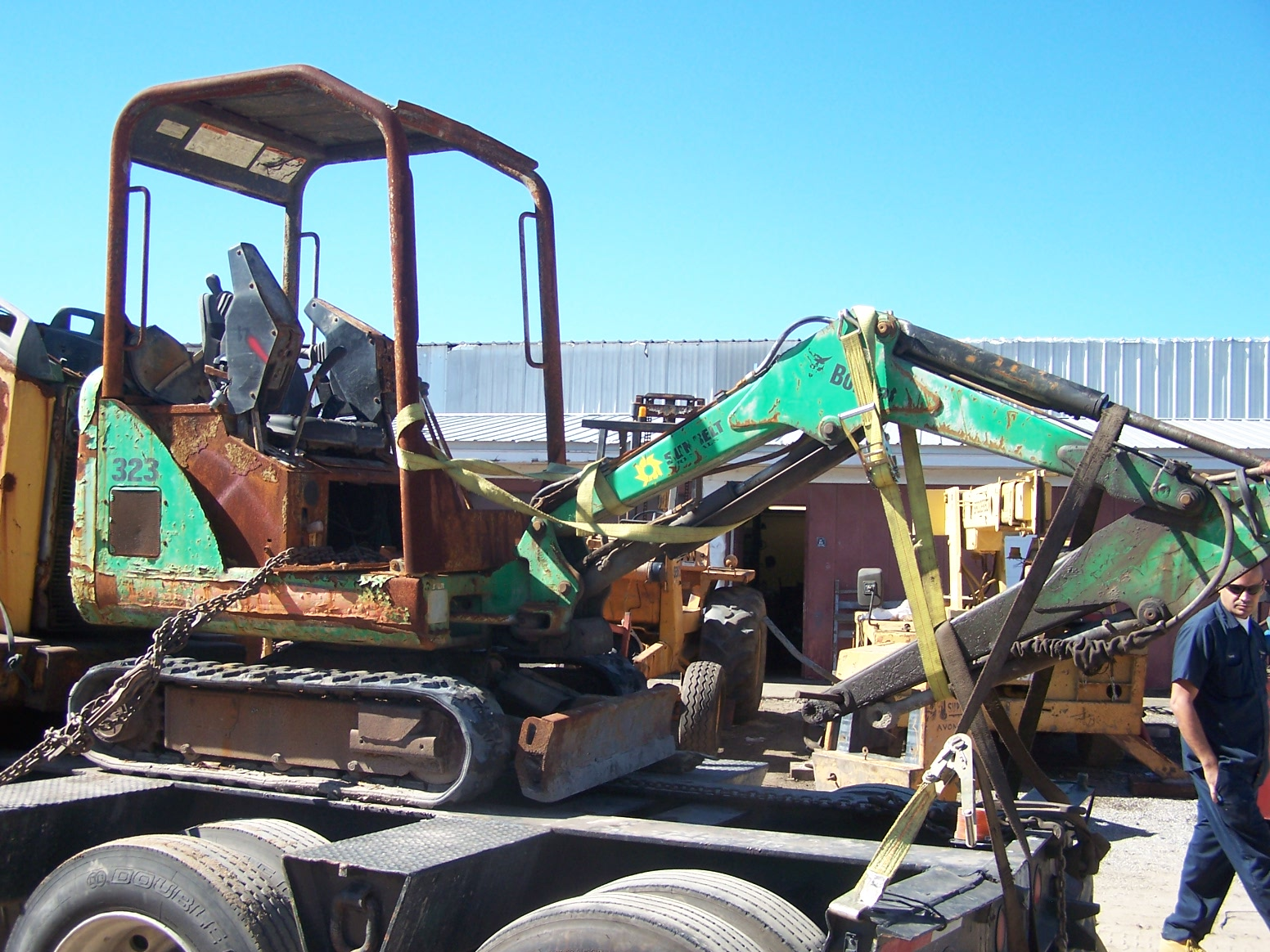 Champion Ford Erie >> Bobcat 323 Parts   Southern Tractor