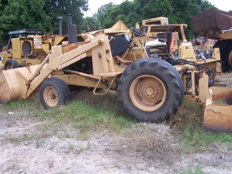 Case 480C Parts