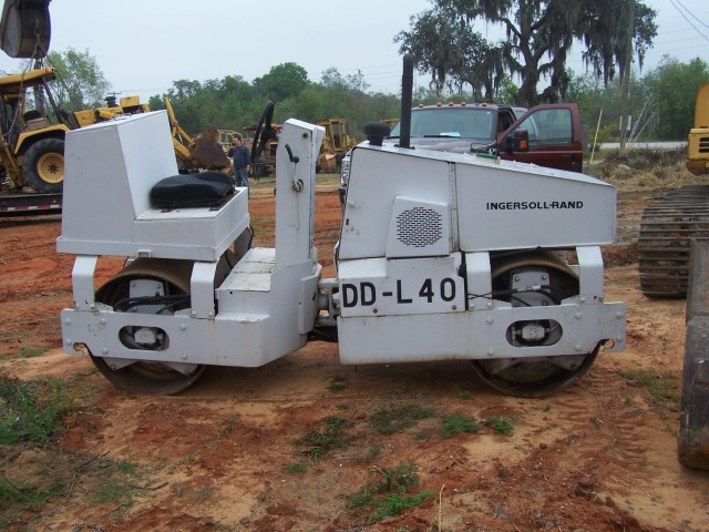 Ingersoll Rand DD-L40 Parts
